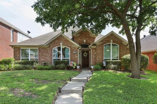 11423 Waterford Lane, Frisco, TX 75035 (MLS #14406944) :: The Heyl Group at Keller Williams