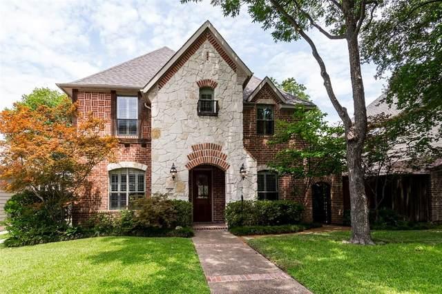 5739 Llano Avenue, Dallas, TX 75206 (MLS #14406947) :: The Heyl Group at Keller Williams