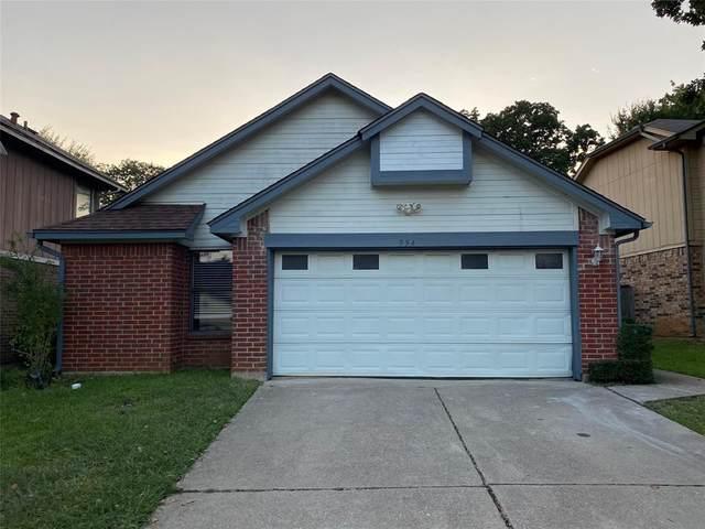954 Ramblewood Drive, Lewisville, TX 75067 (MLS #14406949) :: Team Tiller