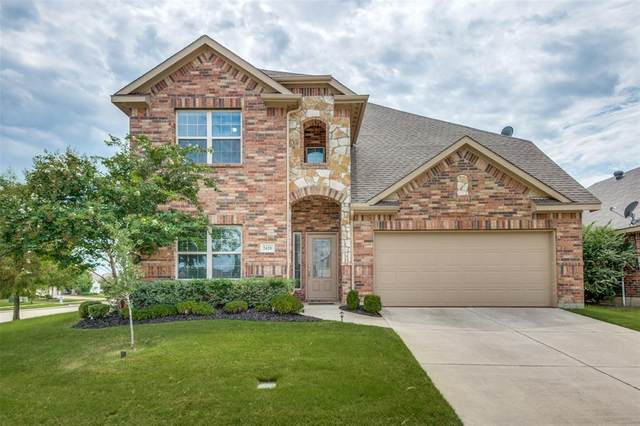 2420 Scott Creek Drive, Little Elm, TX 75068 (MLS #14406975) :: Frankie Arthur Real Estate