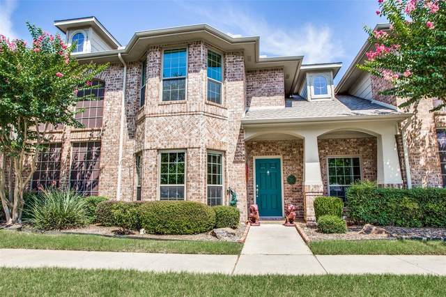 575 S Virginia Hills Drive #703, Mckinney, TX 75072 (MLS #14406978) :: Frankie Arthur Real Estate