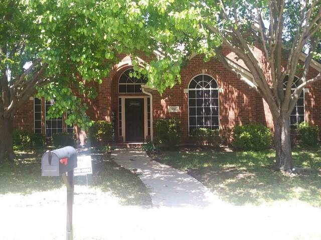 512 Kathy Lane, Wylie, TX 75098 (MLS #14406999) :: The Kimberly Davis Group