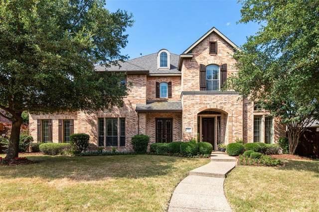 1430 Rio Grande Drive, Allen, TX 75013 (MLS #14407012) :: The Kimberly Davis Group