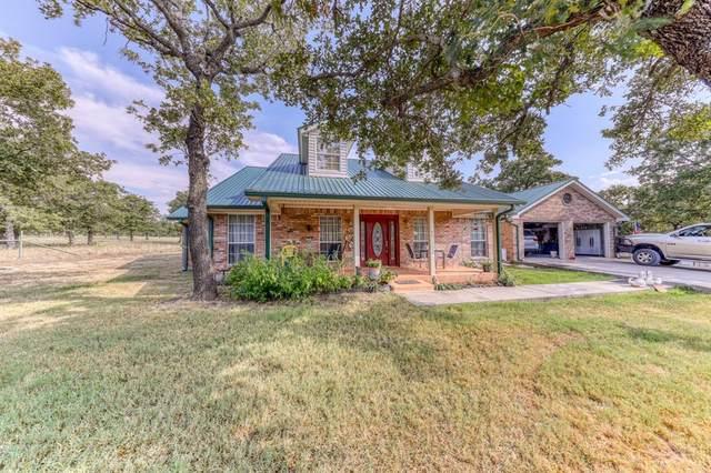1100 Simpson Drive, Mineral Wells, TX 76067 (MLS #14407029) :: RE/MAX Pinnacle Group REALTORS