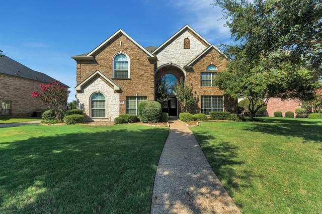 9710 Broadmoor Lane Na, Rowlett, TX 75089 (MLS #14407044) :: Maegan Brest | Keller Williams Realty