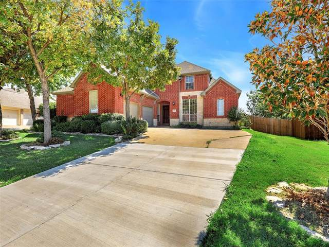 1510 Mallard Circle, Mansfield, TX 76063 (MLS #14407046) :: The Heyl Group at Keller Williams