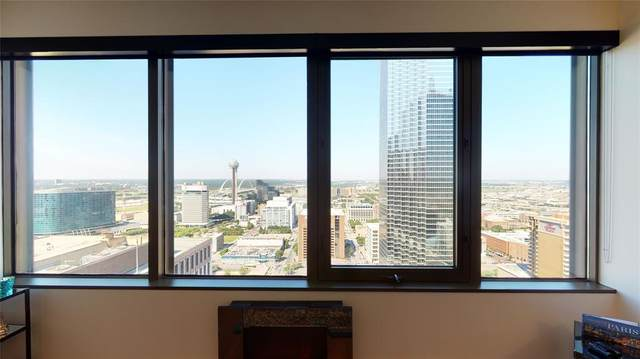 1200 Main Street #2604, Dallas, TX 75202 (MLS #14407047) :: Team Tiller