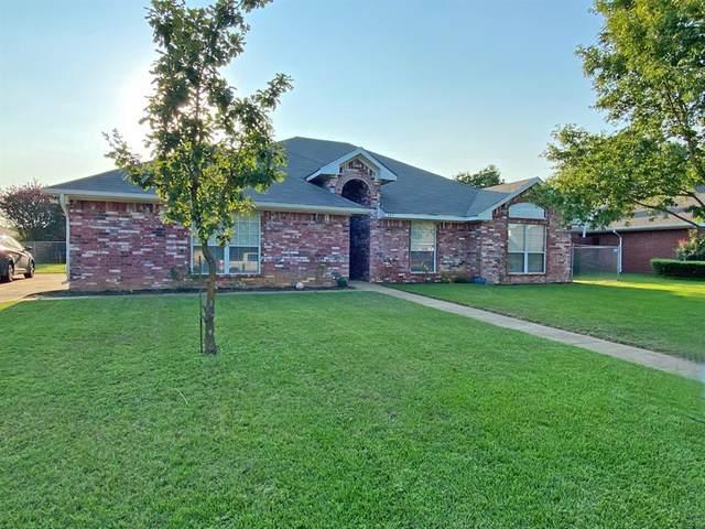 109 Hickory Road, Bullard, TX 75757 (MLS #14407050) :: Hargrove Realty Group