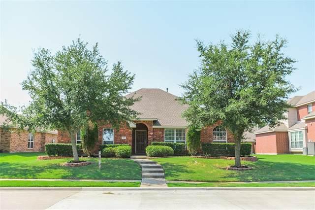 7506 Amesbury Lane, Rowlett, TX 75089 (MLS #14407072) :: Trinity Premier Properties