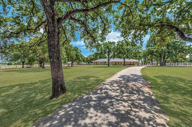 1284 Jeter Road E, Bartonville, TX 76226 (MLS #14407101) :: All Cities USA Realty