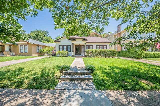 208 N Rosemont Avenue, Dallas, TX 75208 (MLS #14407111) :: The Mitchell Group