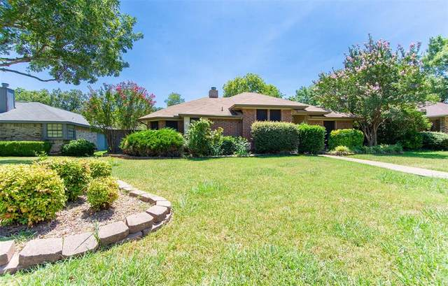 4010 Karen Circle, Rowlett, TX 75088 (MLS #14408113) :: The Heyl Group at Keller Williams