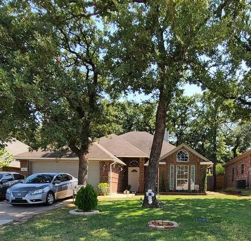 5520 E Rosedale Street, Fort Worth, TX 76112 (MLS #14408114) :: Team Hodnett