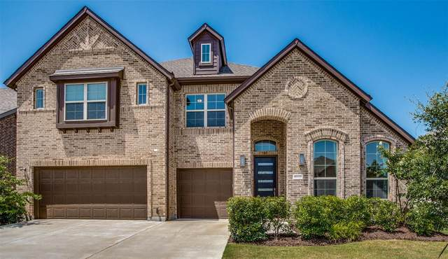 4123 Revard Road, Celina, TX 75009 (MLS #14408120) :: The Rhodes Team