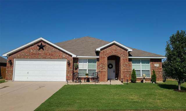 2214 Taylor Drive, Weatherford, TX 76087 (MLS #14408121) :: The Mauelshagen Group