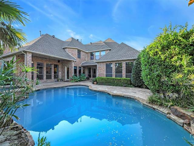 7205 Millard Pond Drive, Mckinney, TX 75071 (MLS #14408123) :: The Good Home Team