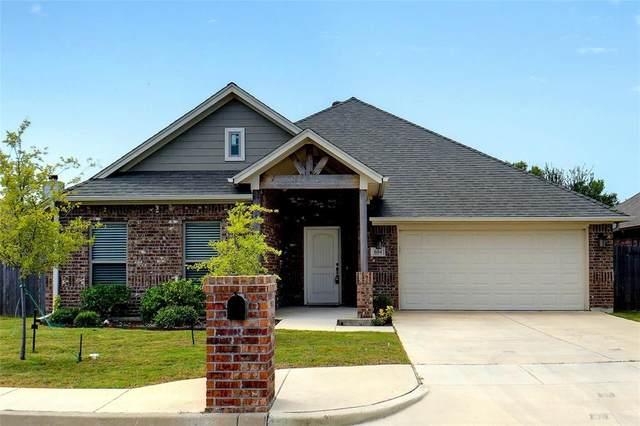 604 Zachary Drive, Weatherford, TX 76087 (MLS #14408142) :: The Mauelshagen Group