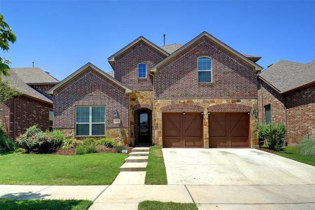 229 Lilypad Bend, Argyle, TX 76226 (MLS #14408148) :: The Heyl Group at Keller Williams