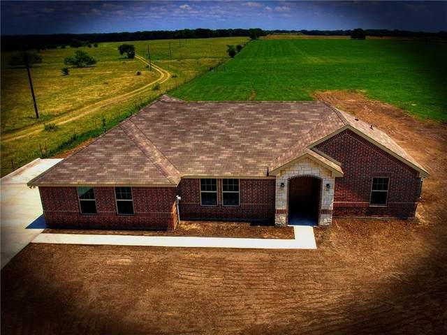 11671 County Road 313, Terrell, TX 75161 (MLS #14408149) :: The Heyl Group at Keller Williams