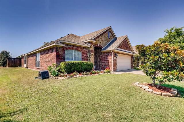 1400 Brownford Drive, Fort Worth, TX 76028 (MLS #14408158) :: The Kimberly Davis Group
