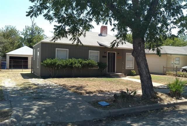 2404 Durham Avenue, Brownwood, TX 76801 (MLS #14408160) :: The Heyl Group at Keller Williams