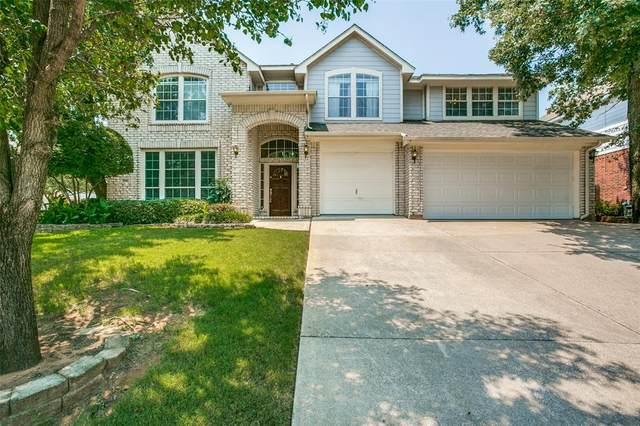 2701 Sandstone Drive, Grapevine, TX 76051 (MLS #14408165) :: The Rhodes Team
