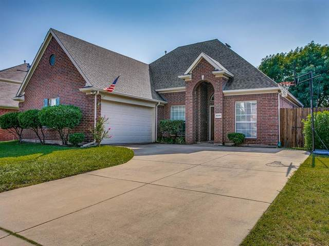 8205 Mt Mckinley Road, Fort Worth, TX 76137 (MLS #14408166) :: Real Estate By Design