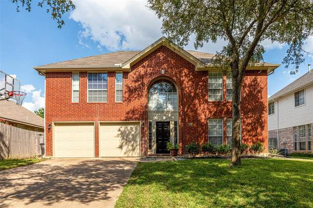 7512 Mesa Verde Trail, Fort Worth, TX 76137 (MLS #14408168) :: Frankie Arthur Real Estate