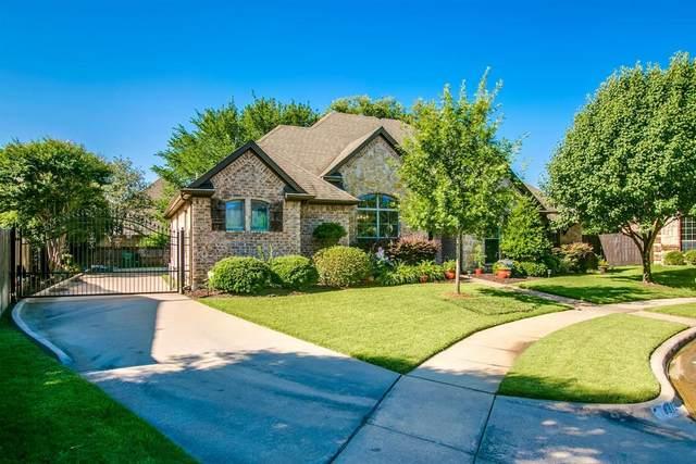 8312 Sandy Court, North Richland Hills, TX 76182 (MLS #14408175) :: The Good Home Team