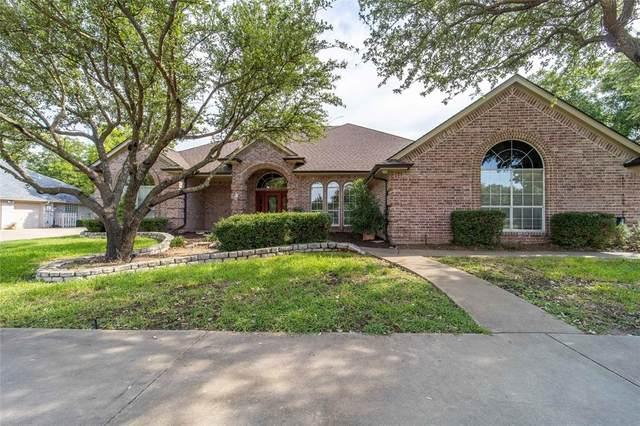 5800 Nutcracker Drive, Granbury, TX 76049 (MLS #14408184) :: The Mitchell Group