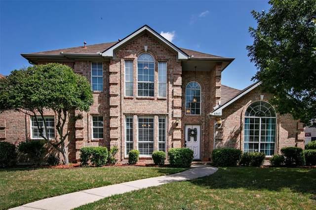 4047 Timberglen Road, Dallas, TX 75287 (MLS #14408189) :: The Kimberly Davis Group