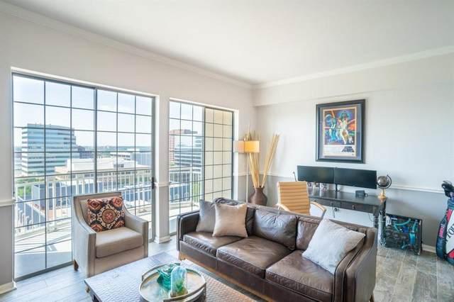3225 Turtle Creek Boulevard #1434, Dallas, TX 75219 (MLS #14408190) :: Front Real Estate Co.