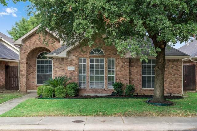 4051 Midrose Trail, Dallas, TX 75287 (MLS #14408197) :: The Chad Smith Team