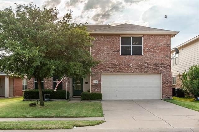 141 Independence Avenue, Venus, TX 76084 (MLS #14408233) :: The Heyl Group at Keller Williams