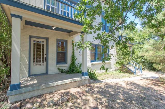 4013 Meadowbrook Drive, Fort Worth, TX 76103 (MLS #14408279) :: Real Estate By Design