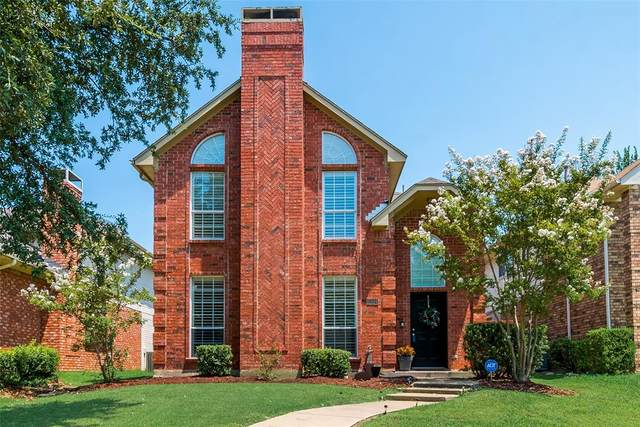 2224 Dallas Drive, Carrollton, TX 75006 (MLS #14408283) :: The Good Home Team