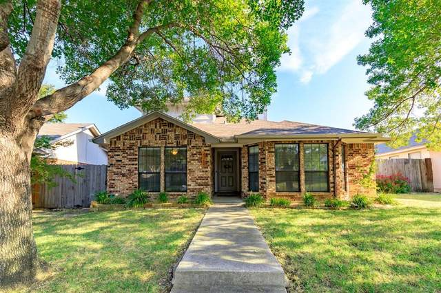 4769 Jasmine Drive, Fort Worth, TX 76137 (MLS #14408294) :: The Heyl Group at Keller Williams