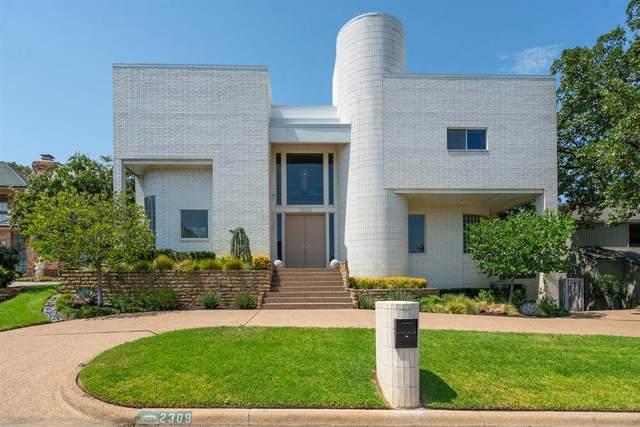 2309 Copper Ridge Road, Arlington, TX 76006 (MLS #14408311) :: All Cities USA Realty