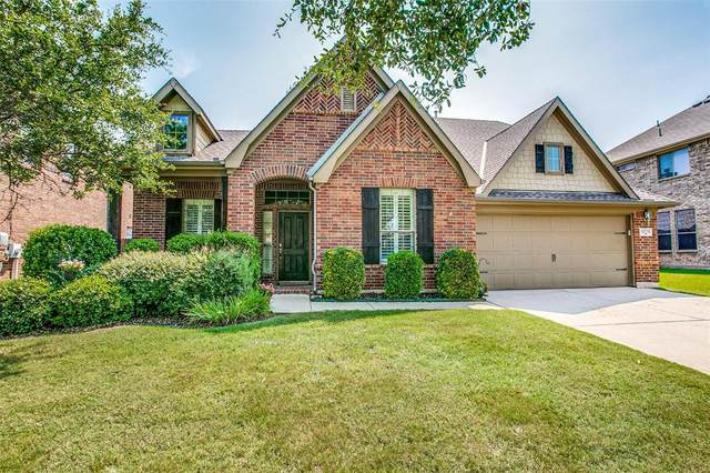 12712 Campolina Way, Fort Worth, TX 76244 (MLS #14408322) :: The Good Home Team