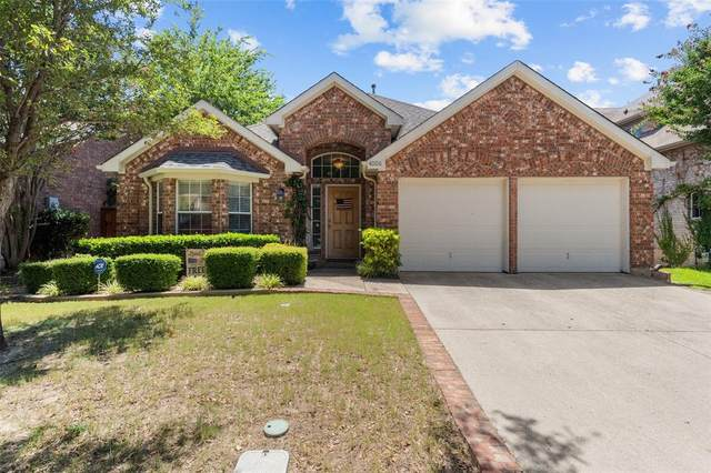 4008 Spencer Street, Fort Worth, TX 76244 (MLS #14408342) :: The Good Home Team