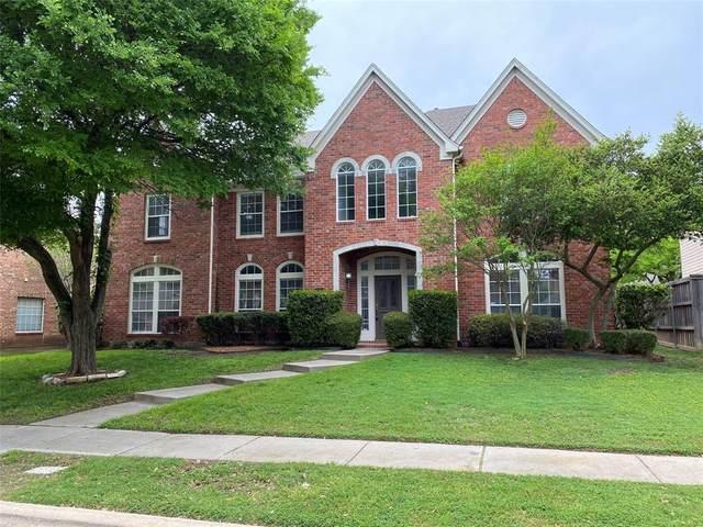 1201 Creekfield Drive, Plano, TX 75075 (MLS #14408346) :: The Good Home Team