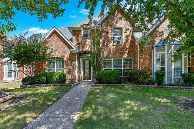 2032 Burnside Drive, Allen, TX 75013 (MLS #14408347) :: Tenesha Lusk Realty Group