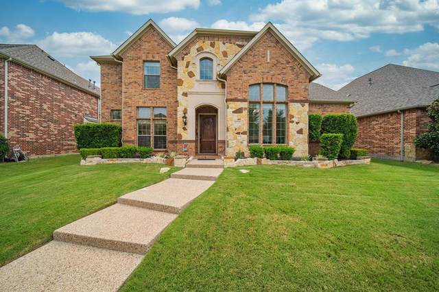 405 Benwick Way, Lewisville, TX 75056 (MLS #14408359) :: Maegan Brest | Keller Williams Realty