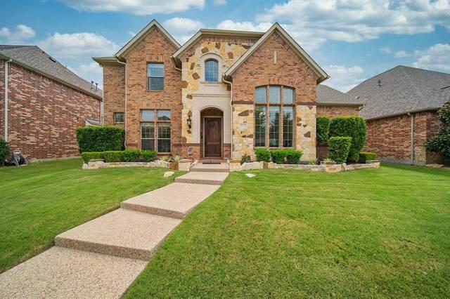 405 Benwick Way, Lewisville, TX 75056 (MLS #14408359) :: The Heyl Group at Keller Williams