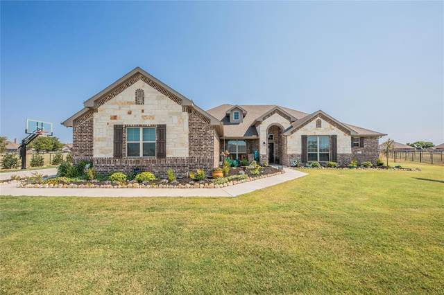 7811 Grain Court, Godley, TX 76044 (MLS #14408367) :: The Heyl Group at Keller Williams
