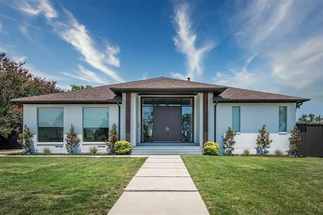 7615 Northaven Road, Dallas, TX 75230 (MLS #14408387) :: Real Estate By Design