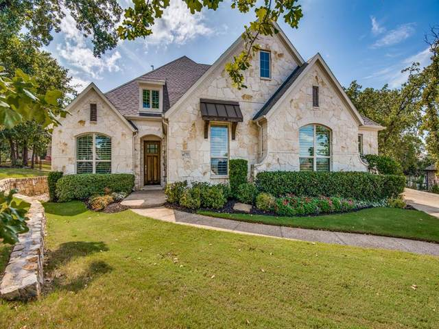 10 Hale Court, Trophy Club, TX 76262 (MLS #14408389) :: The Heyl Group at Keller Williams