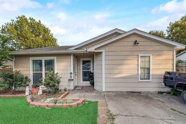 2324 Sunflower Drive, Arlington, TX 76014 (MLS #14408392) :: RE/MAX Pinnacle Group REALTORS