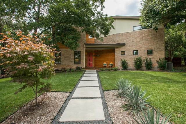 9529 Crestedge Circle, Dallas, TX 75238 (MLS #14408397) :: The Heyl Group at Keller Williams