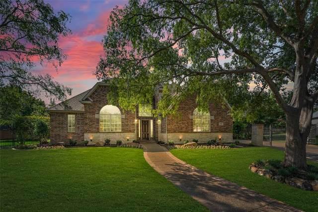101 Wilmington Court, Southlake, TX 76092 (MLS #14408398) :: EXIT Realty Elite